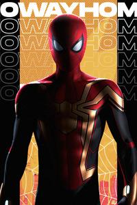 1080x1920 Spiderman No Way Home Minimal Dark 5k
