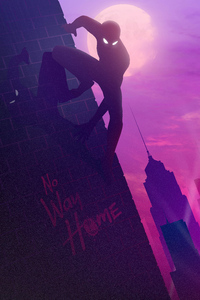 640x1136 Spiderman No Way Home Poster 5k