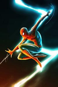 480x800 Spiderman Park