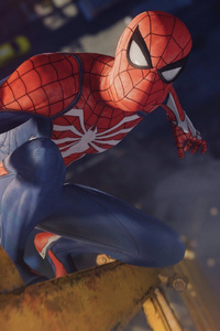 Spiderman PS4 2018 Game