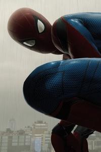 1440x2960 Spiderman Ps4 2018