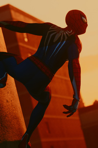 Spiderman Ps4 2018 New