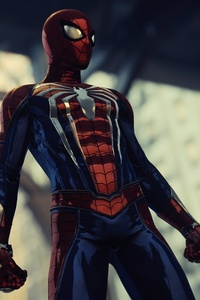 640x960 Spiderman PS4 2019