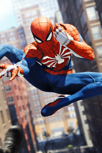 Spiderman Ps4 4k 2018