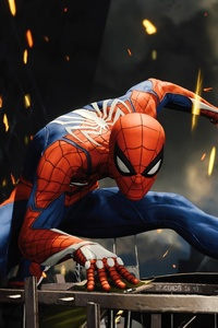 Spiderman Ps4 4k Pro