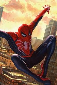 1440x2560 Spiderman Ps4 5k