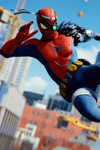 Spiderman Ps4 Attack 4k
