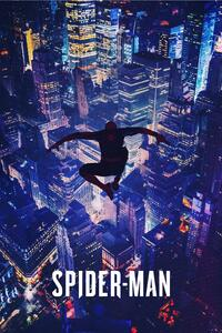 Spiderman Ps4 Fan Art