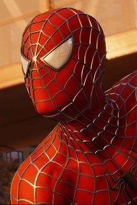 Spiderman Ps4 Game 4k 2019