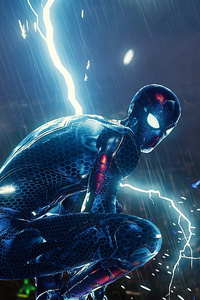 Spiderman Ps4 Lighting