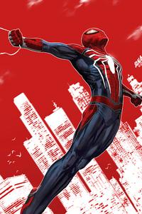 Spiderman Ps4 My City