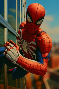 Spiderman Ps4 New