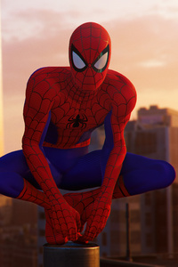 Spiderman Ps4 Pro 2018