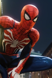 Spiderman Ps4 Pro 2018 4k Game