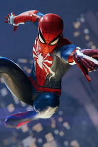 Spiderman PS4 Pro Game