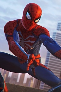 Spiderman PS4 Pro Video Game
