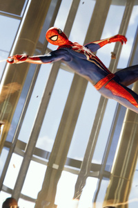 Spiderman Ps4 Video Game 2018 4k