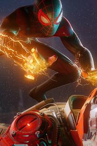 640x960 Spiderman Ps5 5k