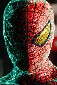 800x1280 Spiderman Remastered Ps5 2021