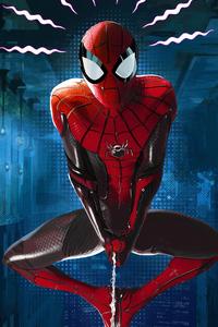 320x480 Spiderman Sense