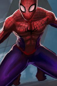 Spiderman Speed Paint Art