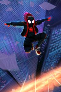 Spiderman Spider Verse