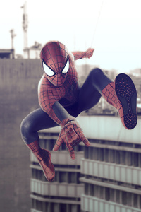 Spiderman Superhero