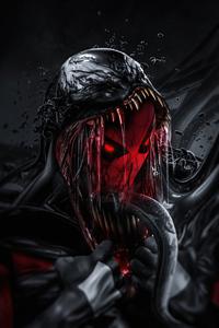 Spiderman Turning Into Venom