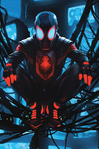 480x800 Spiderman Variant 2020 4k