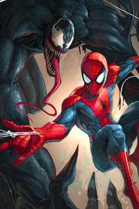 Spiderman Venom 4k