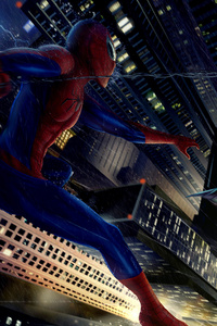 Spiderman Vs Goblin Art
