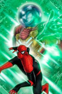 Spiderman Vs Mysterio 2019 8k