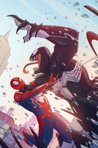 Spiderman Vs Venom 2018