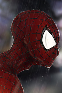 Spiderman Vs Venom Digital Artwork