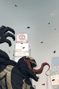Spiderman Vs Venom Menace
