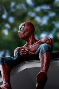 Spiderman X J Cole 5k