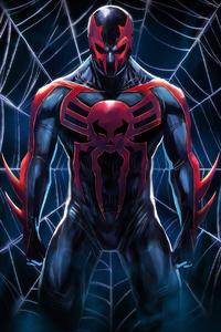 Spiderman2099 Art