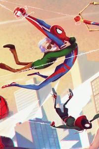 Spiderverse Gang
