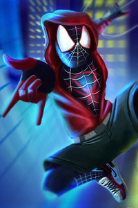 Spiderverse New Art