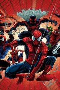 Spiderverse Spidermans