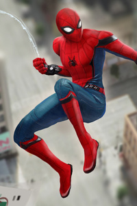 Spidey Coming