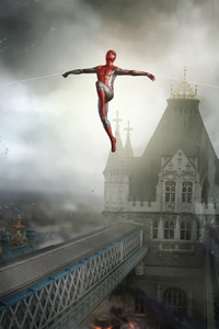 Spidey Far From Home