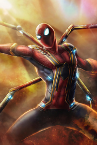 Spidey Iron Suit 2020