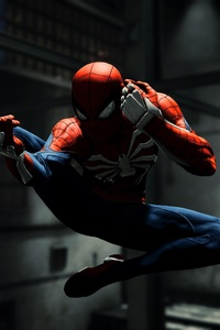 Spidey PS4 4K