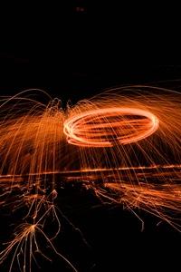 Spinning Fire 5k
