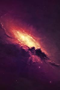 Spiral Galaxy Space Stars Universe 4k