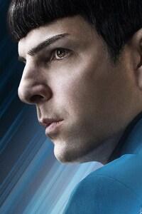 Spock Star Trek Beyond