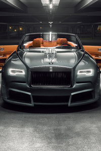 Spofec Rolls Royce Dawn Overdose 2017