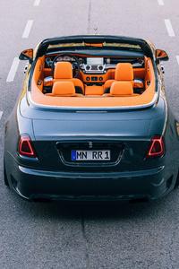 Spofec Rolls Royce Dawn Overdose 2017 Rear