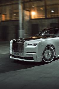 Spofec Rolls Royce Phantom 2019